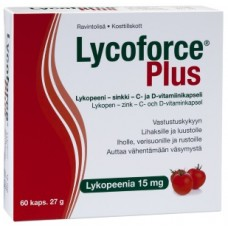 Lycoforce Plus - Lycopene capsules 60 capsules