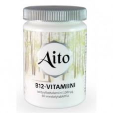 B12-Vitamine Methylcobalamine 90 xylitol tablets
