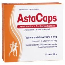 Astacaps 60 capsules
