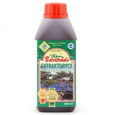 Organic Pine extract drink 10 x 600 ml.