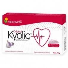 Kyolic aged garlic extract 25 tablets