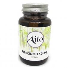 Aito Ubiquinol 50 mg 50 capsules