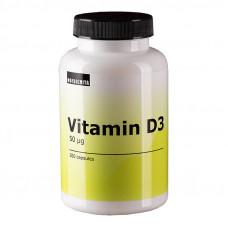 D3 vitamin 50 mcg 200 oil capsules