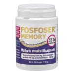 Fosfoser Memory 90 + 30 capsules