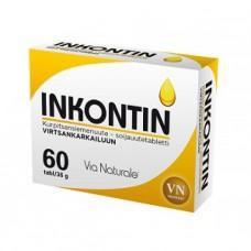 Inkontin 60 tablets 36 grams